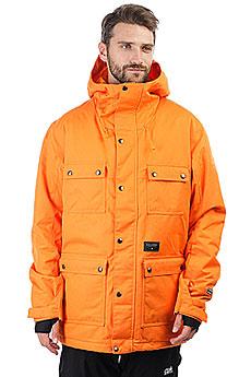 Куртка утепленная Billabong Working Orange