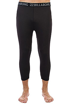 Термобелье (низ) Billabong Operator Tech Pant Black