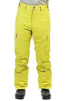 Штаны сноубордические Billabong Hammer Yellow