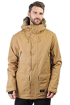 Куртка парка Billabong Winter Parka Bronze