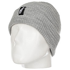 Шапка Crabgrab Claw Label Beanie Grey