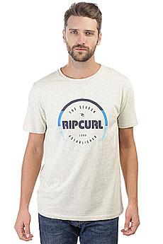 Футболка Rip Curl Big Mama Round Logo Bone Marle