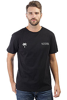 Футболка Rip Curl Stoke Merchants Arty Black