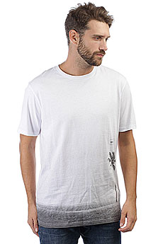 Футболка Rip Curl Bottom Turn Optical White