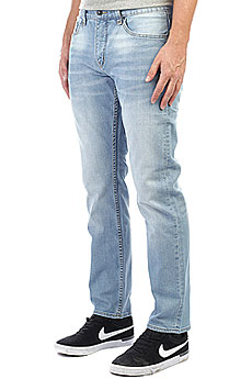 Джинсы прямые Rip Curl Straight Denim Super Stone
