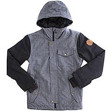 Куртка утепленная детская Quiksilver Ridge Estate Blue