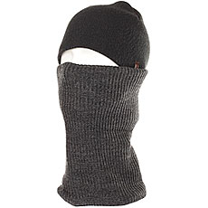 Шарф труба Billabong Allday Neck Warmer Dark Grey Heather