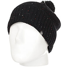 Шапка женский Billabong Snow Time Black