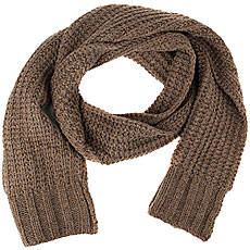 Шарф Billabong Anchorage Scarf Chocolate Heather