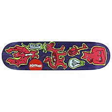Дека для скейтборда Almost Haslam Dumb Doodle 31.7 x 8 (20.3 см)