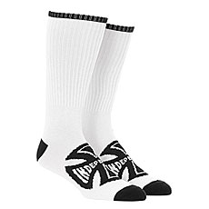 Носки высокие Independent Concealed Sock White