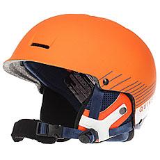 Шлем для сноуборда Quiksilver Fusion Mandarin Red