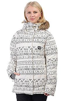 Куртка утепленная женская Billabong Soffya Wandering White