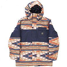 Куртка утепленная детская Billabong Tribong Hawaiian