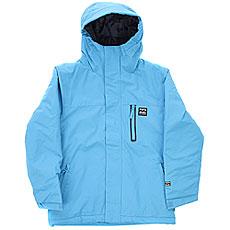 Куртка утепленная детская Billabong All Day Solid Aqua Blue
