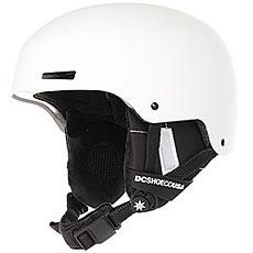 Шлем для сноуборда DC Bomber White