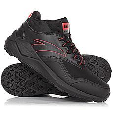 Ботинки зимние Anta 81746923-4 Black