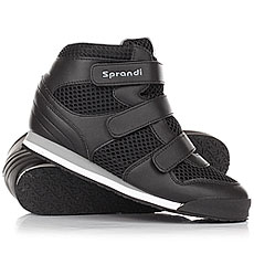 Кроссовки женские Sprandi S2524301-1 Black