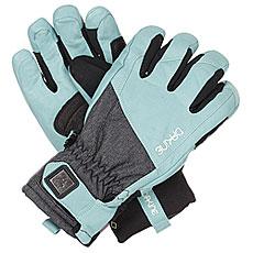 Перчатки сноубордические женские Dakine Odyssey Glove Mineral Blue