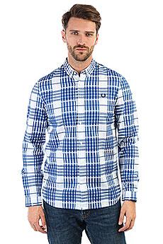 Рубашка в клетку Fred Perry Twill Check Shirt 520
