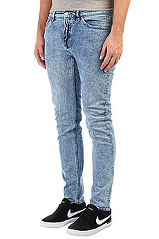 Джинсы прямые Cheap Monday Sonic Stone Blue