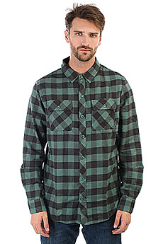 Рубашка в клетку Billabong All Day Flannel Ls Algae