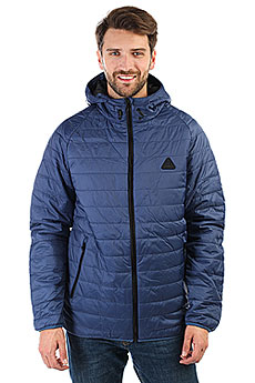 Куртка Billabong Kodiak Puffer Deep Blue