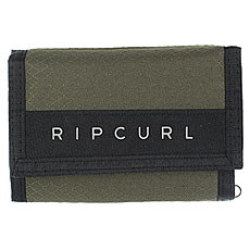 Кошелек Rip Curl Surf Wallet Plain Dusty Olive