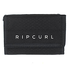 Кошелек Rip Curl Surf Wallet Plain Black