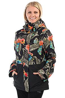 Куртка утепленная женская Rip Curl Betty Ptd Jet Black
