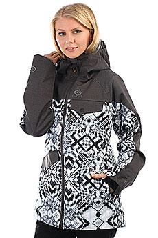 Куртка утепленная женская Rip Curl Harmony Gum Jet Black
