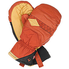 Варежки Dakine Team Baron Mitt Red