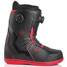 Ботинки для сноуборда Deeluxe Idxhc Boa Focus Tf Black/Red