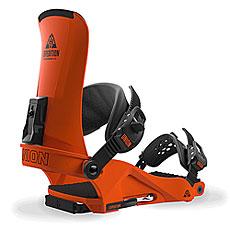 Крепления для сноуборда Union Bindings Expedition Orange
