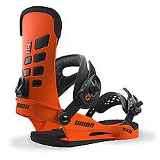 Крепления для сноуборда Union Bindings Str Orange