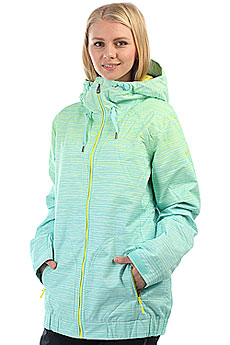 Куртка женская Roxy Valleyhoodie Lemon Tonic Space