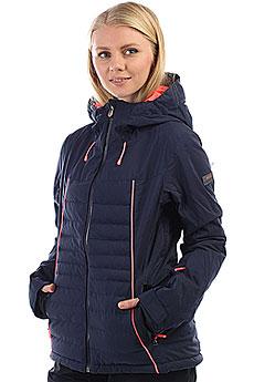 Куртка утепленная женская Roxy Tracer Peacoat