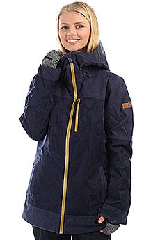 Куртка женская женская Roxy Stormfall Peacoat