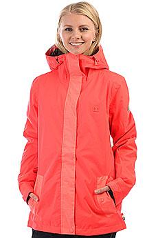 Куртка утепленная женская DC Perimeter Fiery Coral