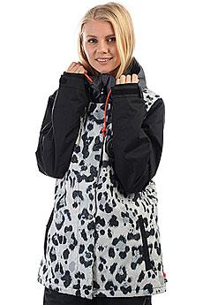 Куртка утепленная женская DC Dcla Snow Leopard