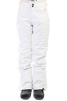 Штаны сноубордические женские Roxy Montana Bright White