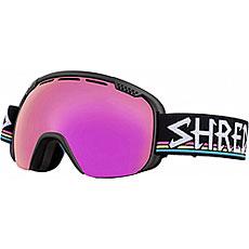 Маска для сноуборда Shred Smartefy Shrasta Laser Black
