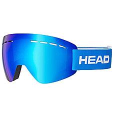 Маска для сноуборда Shred Solar Unisex Blue
