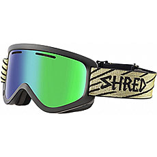 Маска для сноуборда Shred Wonderfy Black