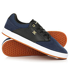 Кеды низкие DC Visalia Navy/Black