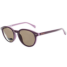 Очки женские Roxy Stefany Matte Purple/Grey
