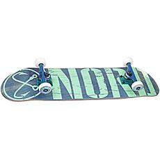 Скейтборд в сборе Nord Logo Blue