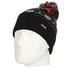 Шапка Footwork Pom-pon Xmas Hat Black