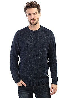 Свитер Carhartt WIP Anglistic Sweater Navy Heather