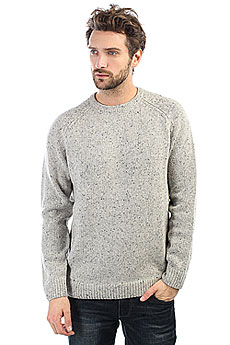 Свитер Carhartt WIP Anglistic Sweater Grey Heather
